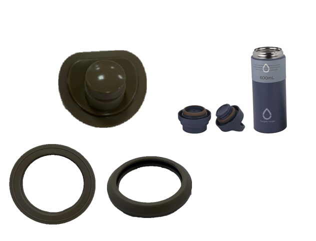 Silicone Seals for Bottles and Tumblers