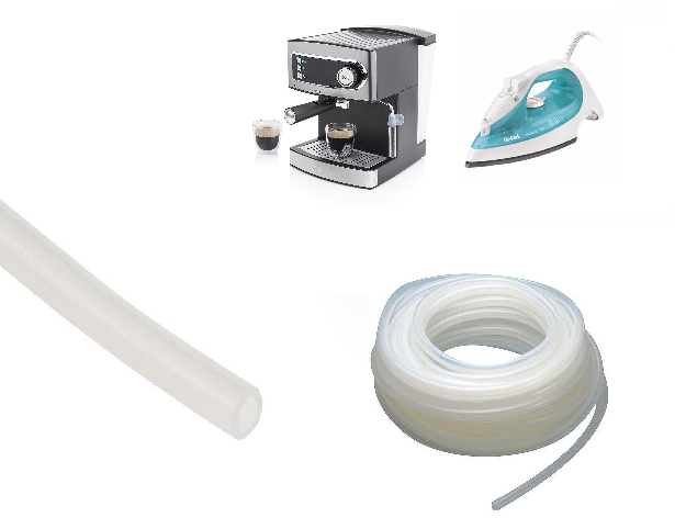 Silicone Tubing for Coffer Machine and Steam Iron